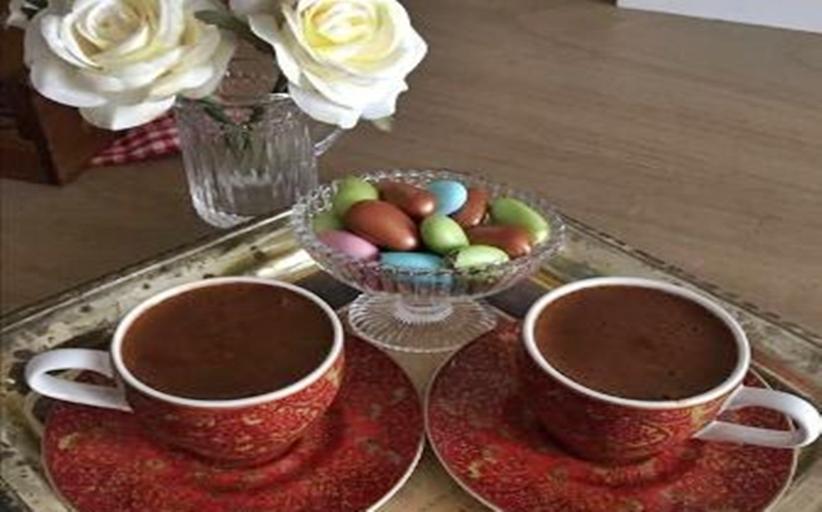 Απογευματινός καφές από την ενορία της Διάβας