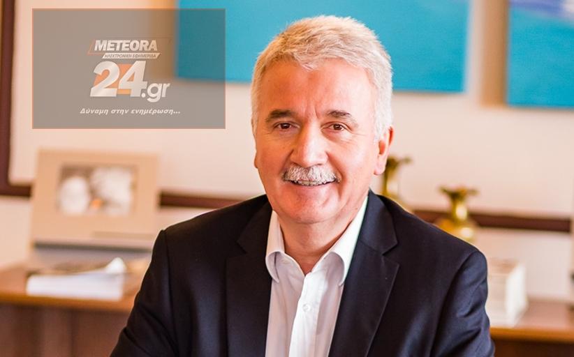 Δηλώσεις του Δημάρχου Μετεώρων κ. Θ. Αλέκου στον Meteora FM 90.3 (ηχητικό)