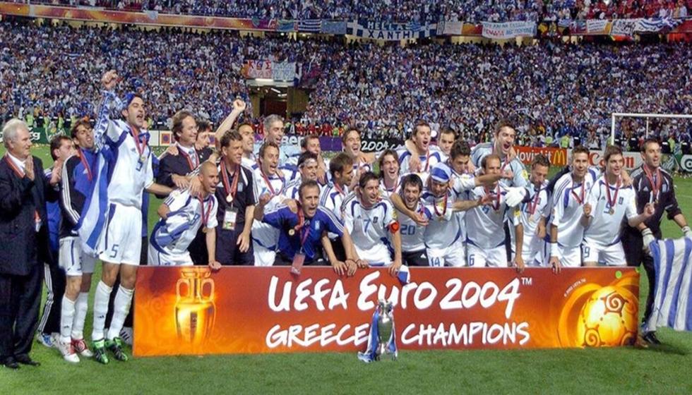 Euro 2004: 16 χρόνια από την ημέρα που η Ελλάδα συγκλόνισε τον ποδοσφαιρικό κόσμο!