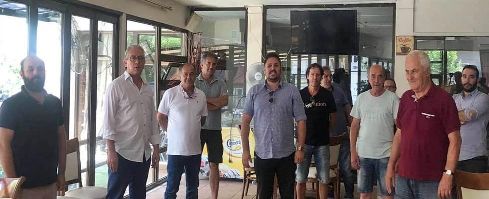 Χρήσιμη σύσκεψη Φορέων και Μελών τοπικών συλλόγων Καλαμπάκας με θέμα την Πανδημία...