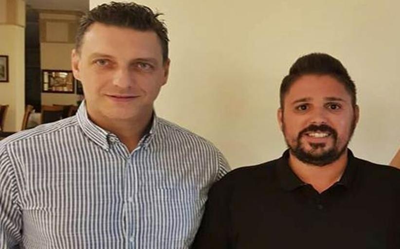 Ο Κώστας Σπανός προπονητής στην αντρική ομάδα του Α.Ο. Καλαμπάκας