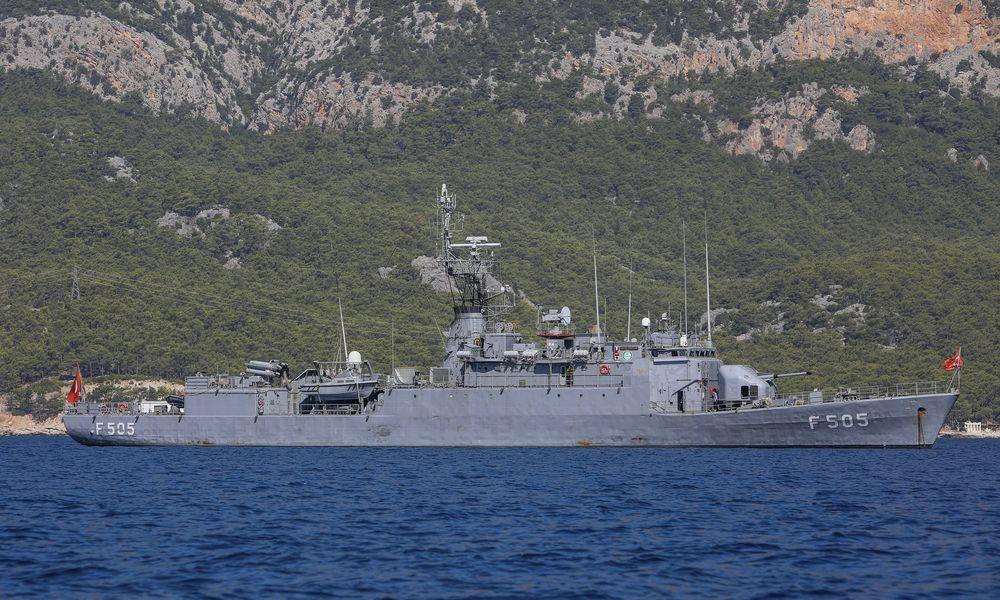 Ανατ. Μεσόγειος: Η Τουρκία αποσύρει πλοία της, σημάδια αποκλιμάκωσης της έντασης