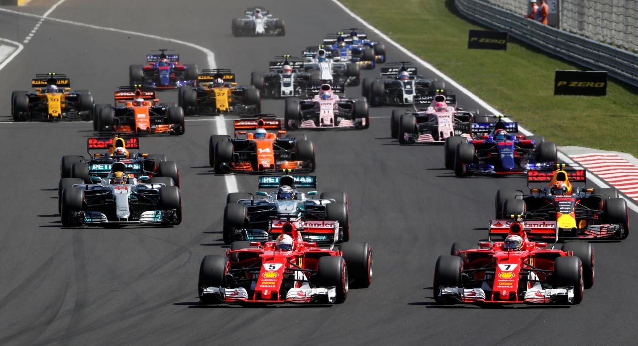 Πίστα Formula 1 στη Θεσσαλία!