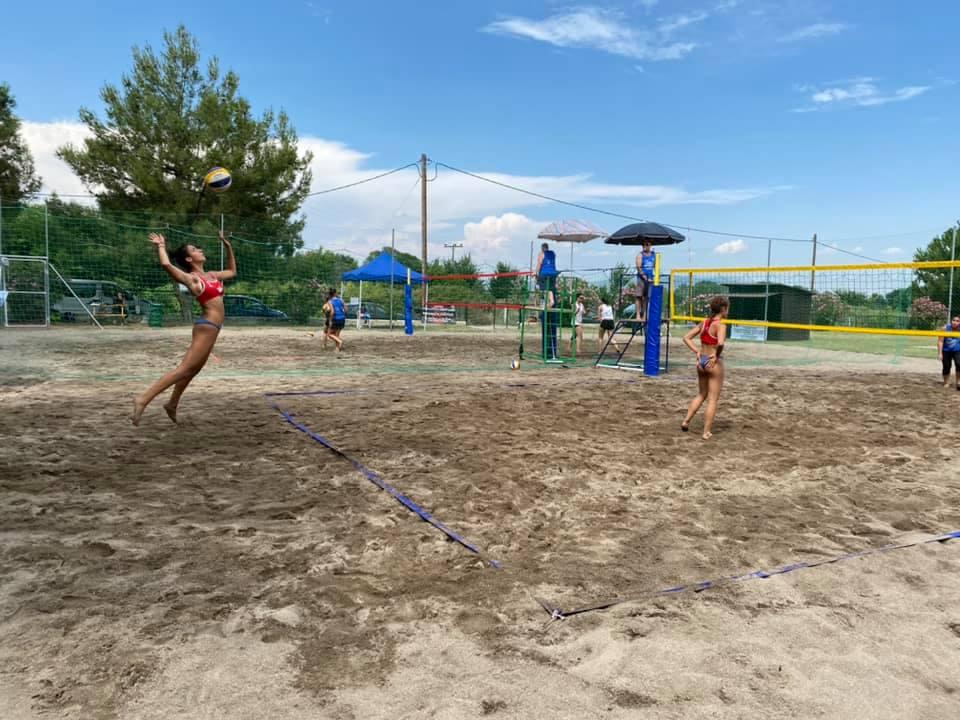 Απολύτως επιτυχημένο και το 3ο τουρνουά beach volley στα Τρίκαλα