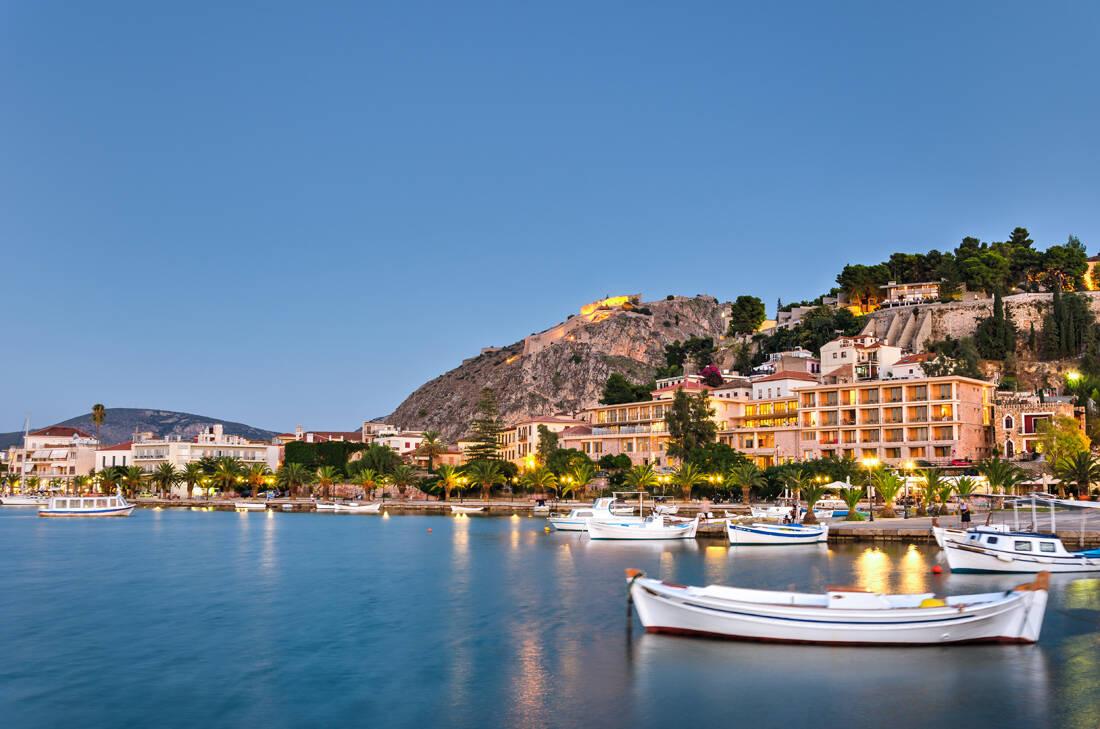 Ονειρικά μέρη για διακοπές μια ανάσα από την Αθήνα