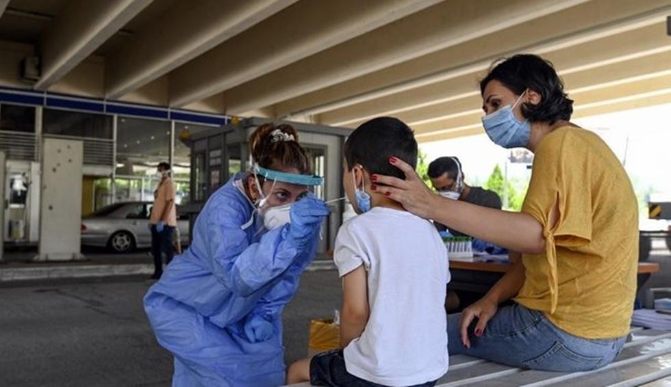 Κορονοϊός: 43 νέα κρούσματα - Τα 36 στις πύλες εισόδου της χώρας