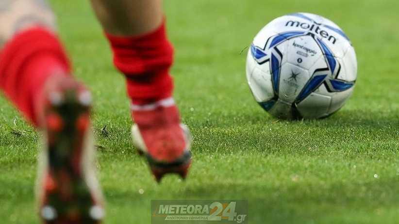 Τουρνουά ποδοσφαίρου στο γήπεδο της Διάβας, την Τετάρτη το απόγευμα  με Κρύα Βρύση - Μετέωρα και Καστράκι