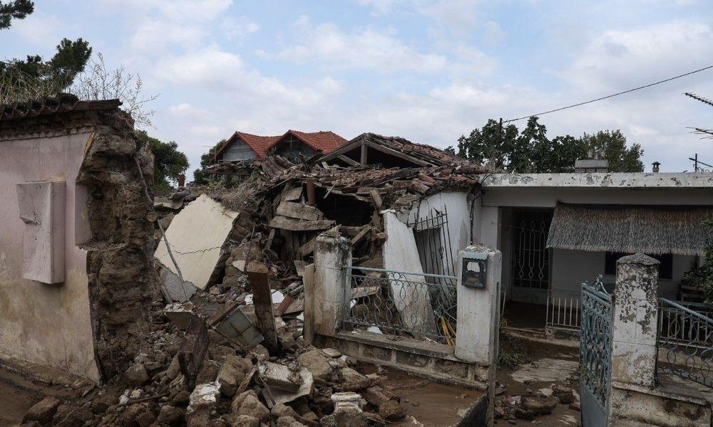 Εύβοια: Πέντε οι νεκροί από τις πλημμύρες