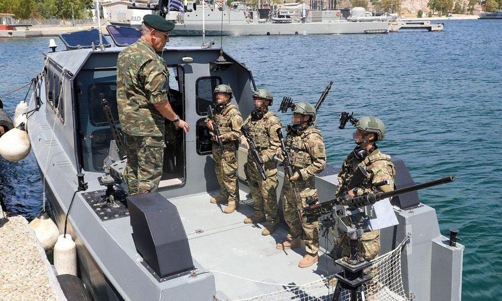 Το ΓΕΕΘΑ ανακάλεσε όλες οι άδειες των στελεχών των Ενόπλων Δυνάμεων