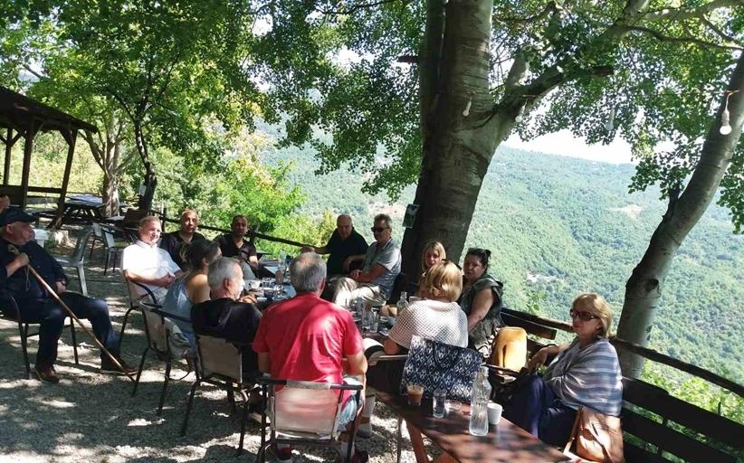 ΣΥΡΙΖΑ-ΠΡΟΟΔΕΥΤΙΚΗ ΣΥΜΜΑΧΙΑ: Επίσκεψη σε Αμάραντο και Κλεινοβό