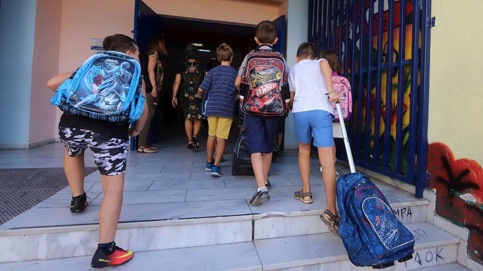 Υπουργείο Παιδείας: Έτσι θα ανοίξουν τα σχολεία στις 7 Σεπτεμβρίου