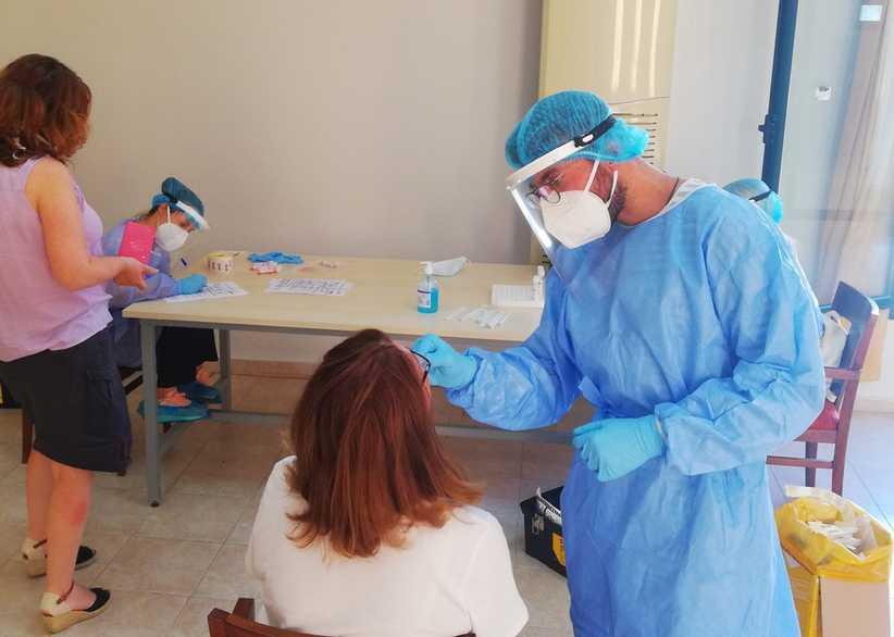 Δ. Τρικκαίων: Προστασία και τεστ για κορονοϊό στο προσωπικό του «Βοήθεια στο Σπίτι»