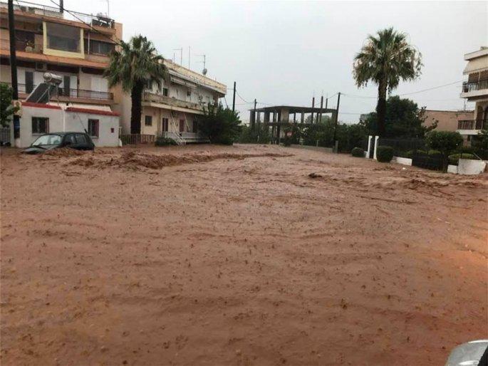 ΚΚΕ: Ανακοίνωση του γραφείου τύπου για τις πλημμύρες στην Εύβοια