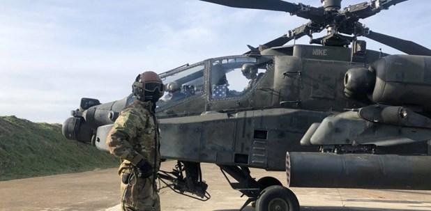 Τέσσερα κρούσματα κορωνοϊού στο στρατόπεδο Αεροπορίας Στρατού στο Στεφανοβίκειο Βόλου