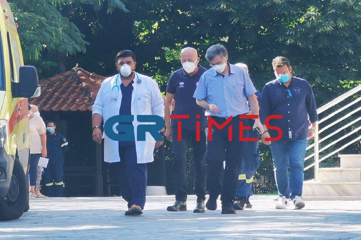Κορωνοϊός: Στα 36 τα κρούσματα στον οίκο ευγηρίας- Τι είπε ο Τσιόδρας