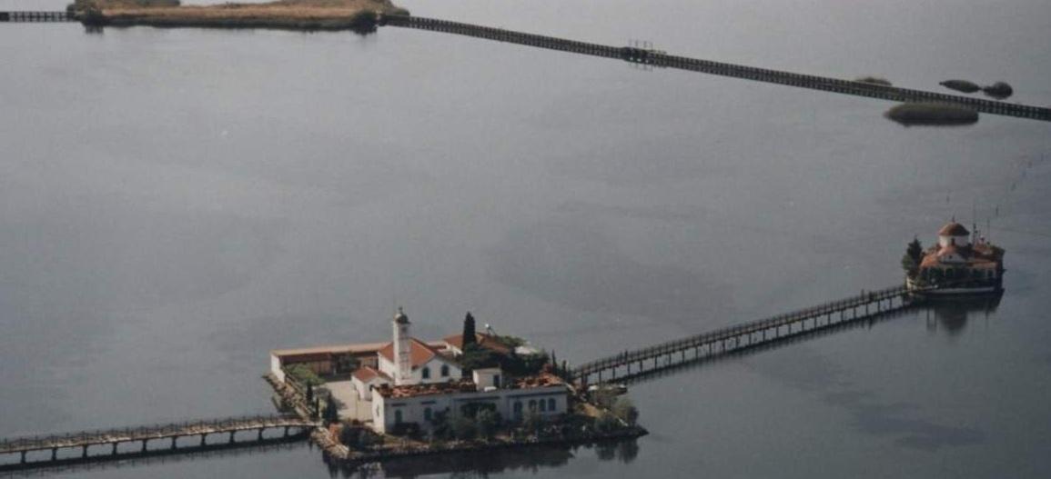 Άρειος Πάγος: «Αμετάκλητο» το σκάνδαλο του Βατοπεδίου - Στο Δημόσιο ανήκει η Λίμνη Βιστωνίδα