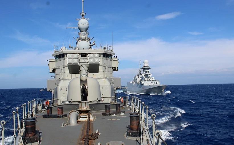 Εξοπλιστικά: Δύο υπερσύγχρονες γαλλικές φρεγάτες «θωρακίζουν» το Πολεμικό Ναυτικό