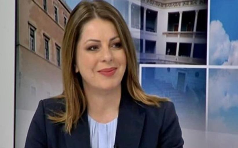 Ομιλία της Κ. Παπακώστα στην Βουλή των Ελλήνων