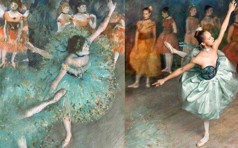 Η Σχολή Χορού
