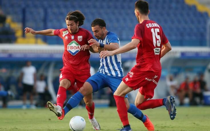 Νίκη στο Περιστέρι ο Βόλος, 2-0 τον Ατρόμητο