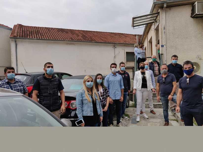 Δήμος Μετεώρων: Συνεχής ενημέρωση σχετικά με τα κρούσματα COVID-19  - Ένας ακόμη υπάλληλος θετικός στον ιό