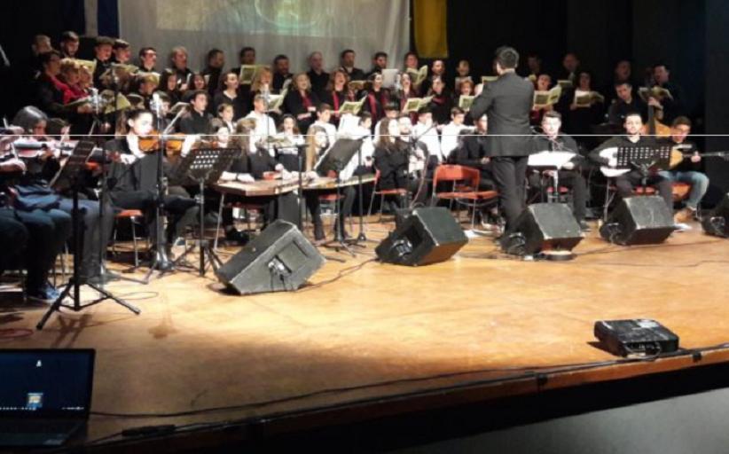 Εγγραφές στη Σχολή Βυζαντινής Μουσικής της ΙΜ Τρίκκης και Σταγών