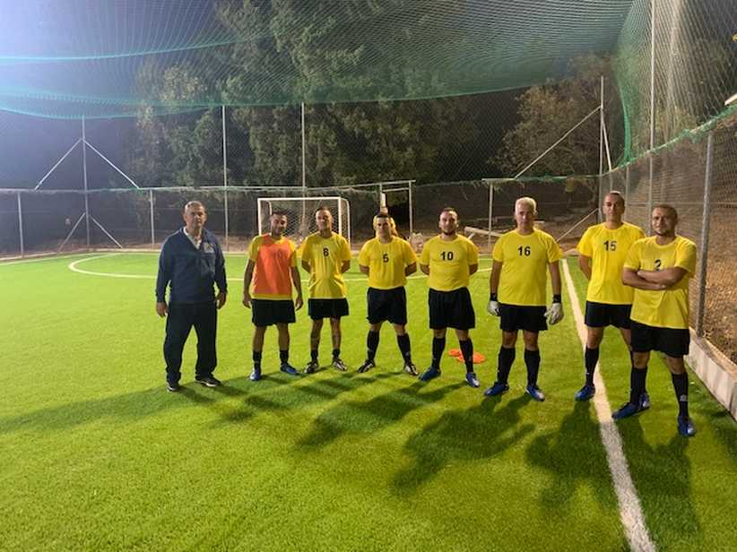 Ένας αγώνας διαφορετικός από τους άλλους. Ο Πρόεδρος του ΚΕΘΕΑ, σε ποδοσφαιρικό αγώνα με τα μέλη της Θεραπευτικής Κοινότητας «Παρέμβαση»