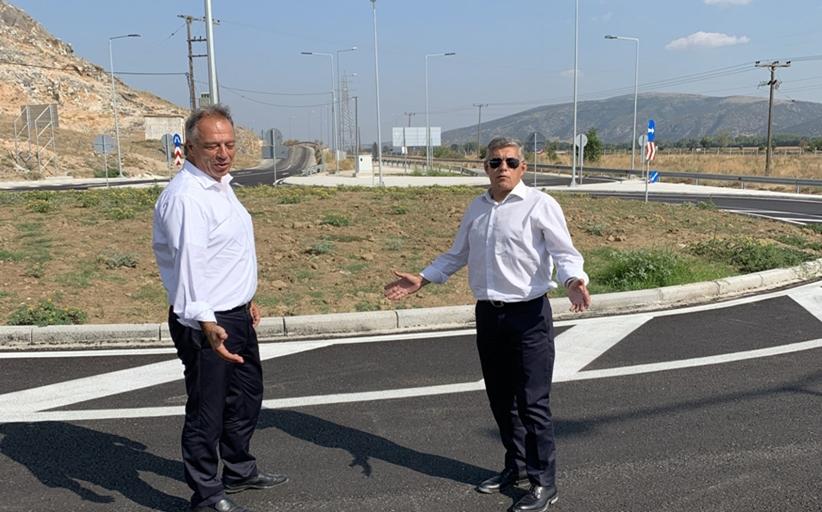 Παρεμβάσεις ύψους 5,2 εκατ. ευρώ στο οδικό δίκτυο των Δήμων Τρικκαίων, Μετεώρων και Φαρκαδόνας από την Περιφέρεια Θεσσαλίας