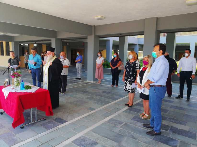 Νέα σχολική χρονιά με νέες υποδομές στον Δήμο Τρικκαίων