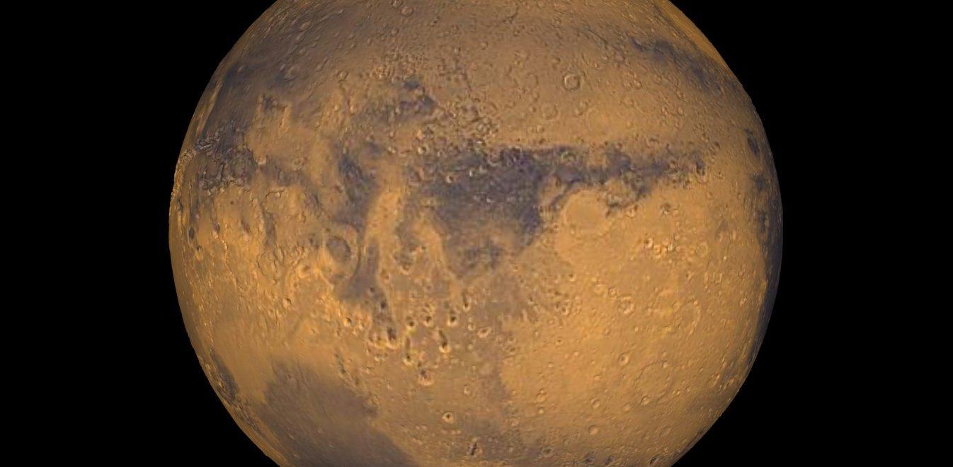 Τέσσερις υπόγειες λίμνες με αλμυρό νερό στον Άρη αναζωπυρώνουν τα σενάρια για ζωή