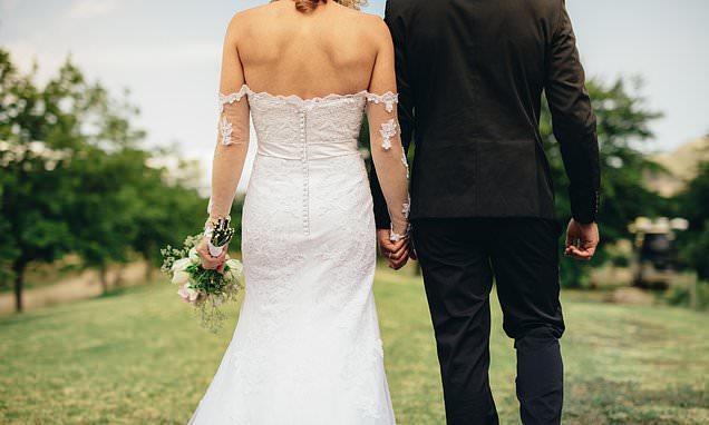 Η νύφη έπαθε έμφραγμα την ώρα του γάμου της