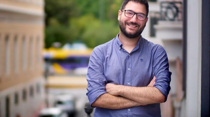 Νέος εκπρόσωπος Τύπου του ΣΥΡΙΖΑ ο Νάσος Ηλιόπουλος