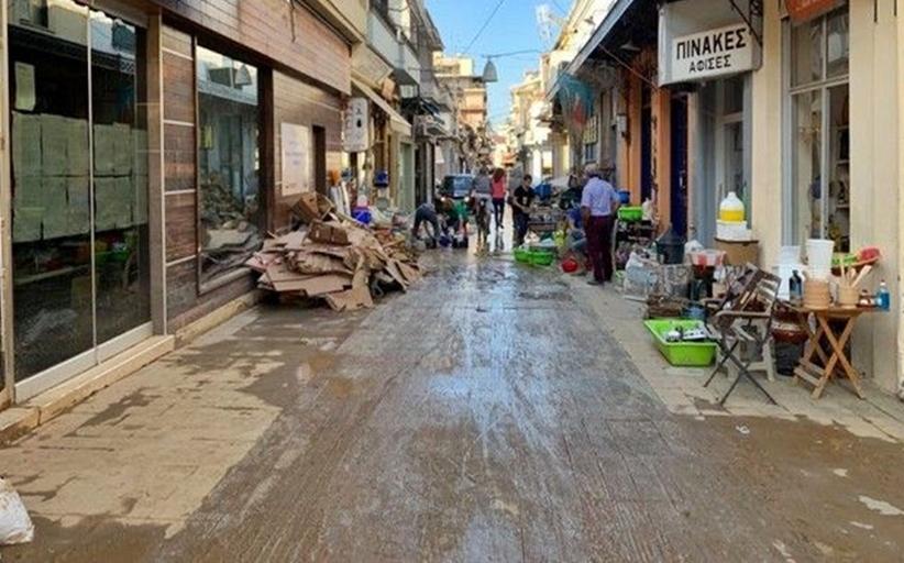 Συλλογή τροφίμων και άλλων ειδών πρώτης ανάγκης για του πληγέντες στην Καρδίτσα
