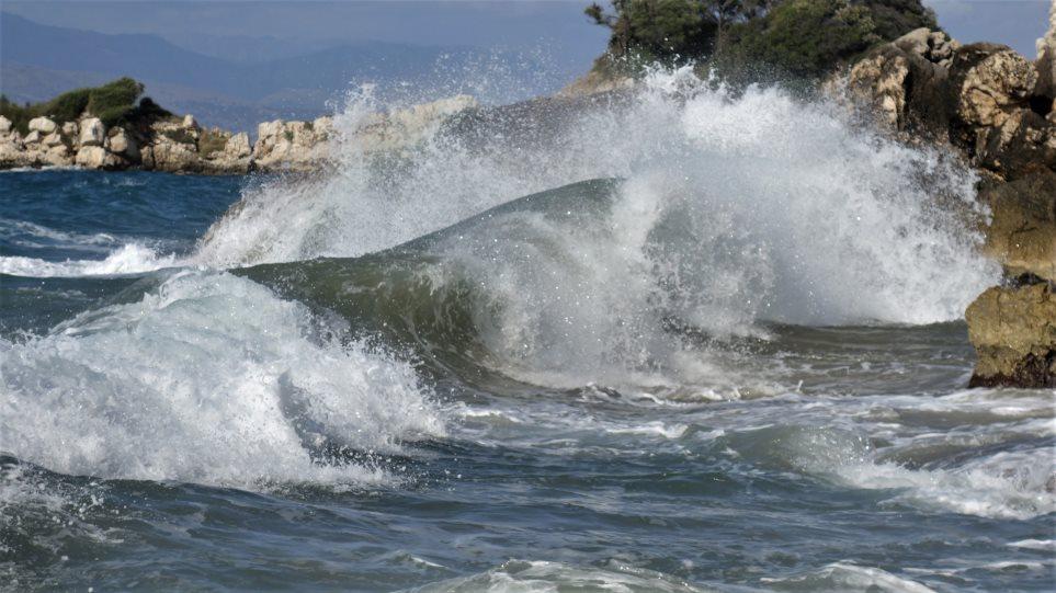 Έκτακτο δελτίο επικίνδυνων καιρικών φαινομένων από την Περιφέρεια Θεσσαλίας – Διεύθυνση Πολιτικής Προστασίας