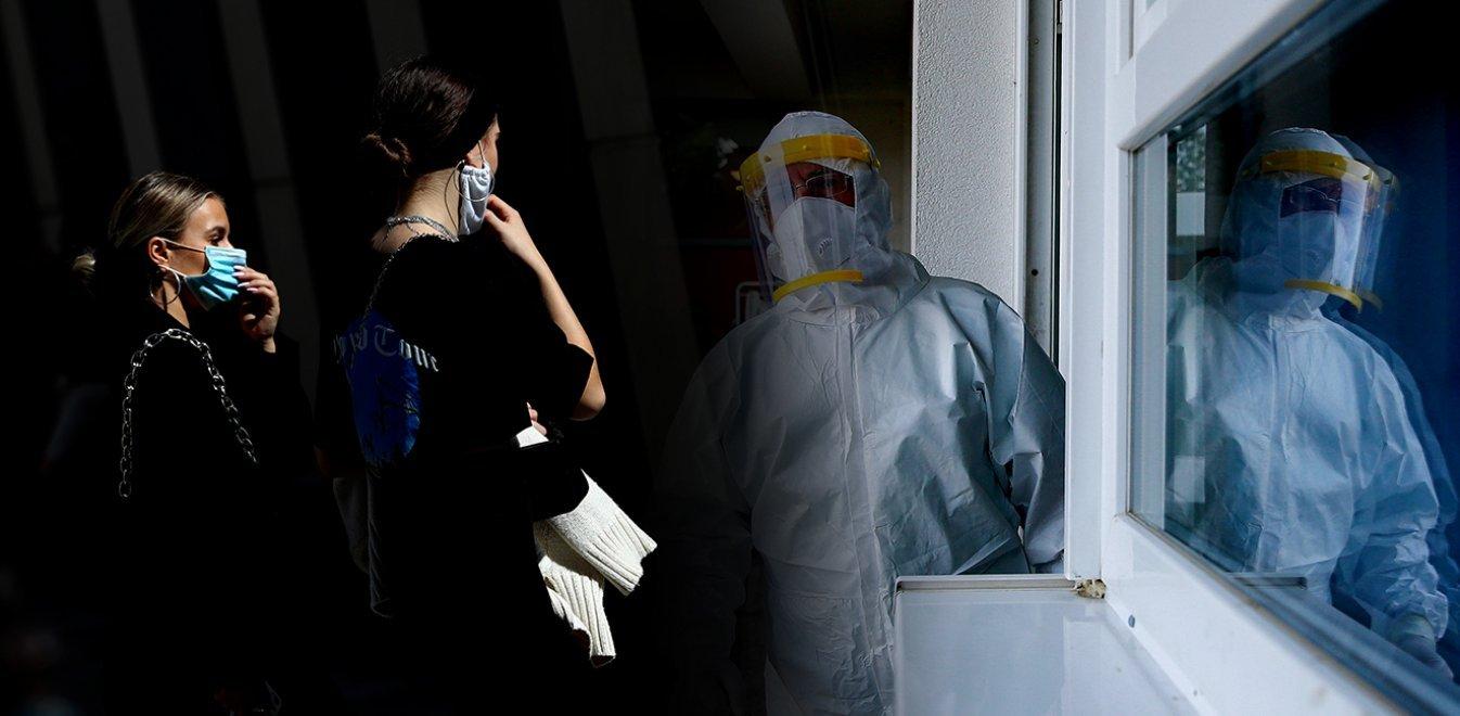 Κορονοϊός: 346 κρούσματα σε 24 ώρες - Οκτώ νέοι θάνατοι στην Ελλάδα