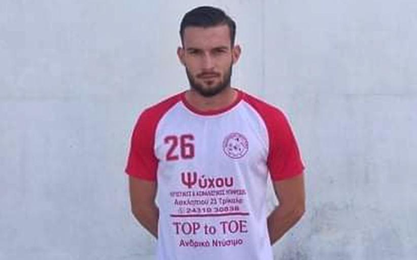 Π.Ο. ΦΗΚΗΣ:  Ανακοίνωση του ποδοσφαιριστή Χρήστου Κατσαντώνη