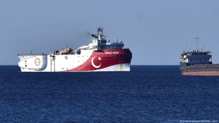 Νέα Navtex από την Τουρκία για το Ορούτς Ρέις έως τις 20 Σεπτεμβρίου