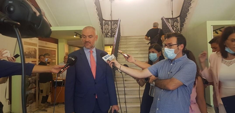 Θεσσαλονίκη: Ενίσχυση της ρευστότητας ζήτησαν από τον πρωθυπουργό