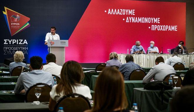 Κ. Ε. ΣΥΡΙΖΑ: Νέος γραμματέας με 79% ο Τζανακόπουλος
