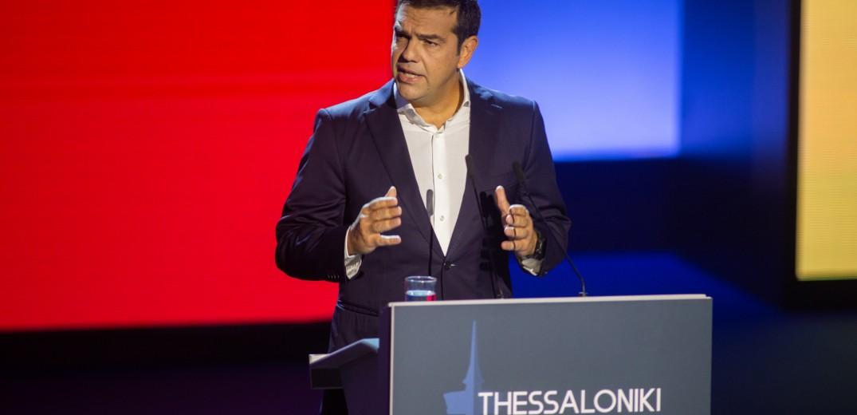 Δέσμη 11 άμεσων μέτρων παρουσίασε ο Αλ. Τσίπρας