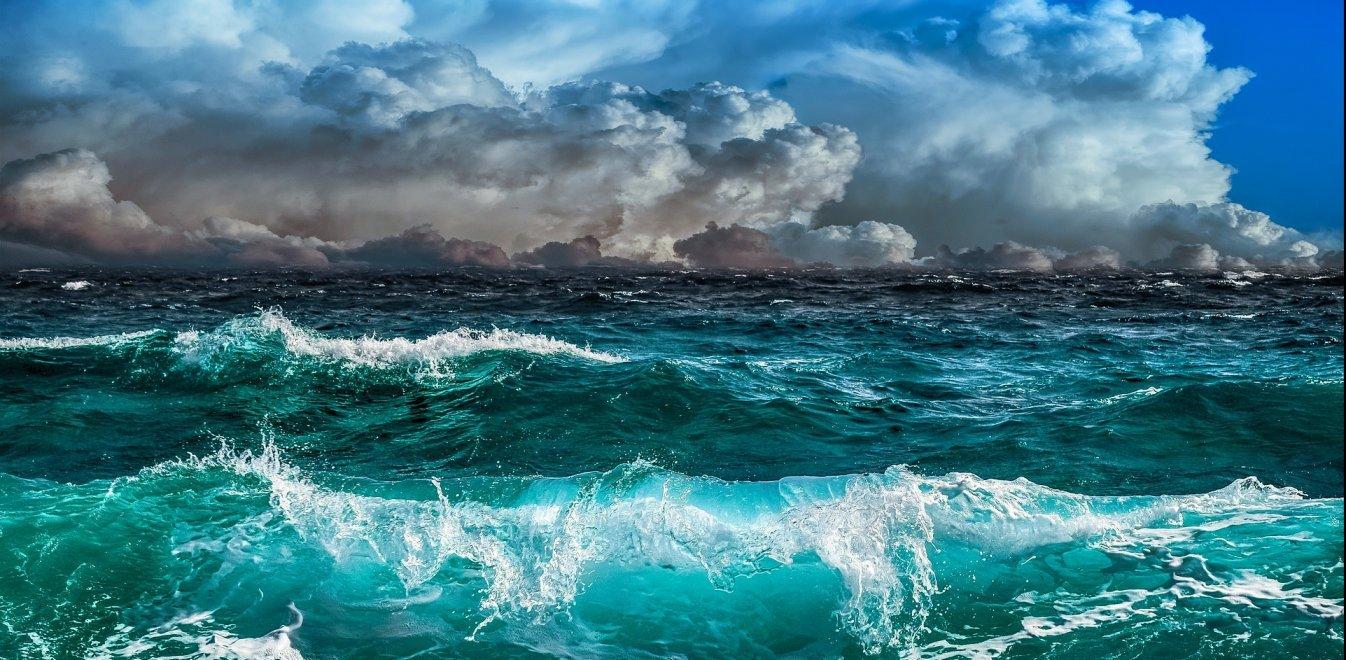 Κακοκαιρία Ιανός: Τα κύματα θα φτάσουν σε ύψος 7 μέτρων στη Δυτική Ελλάδα