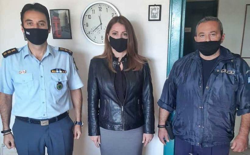 Επίσκεψη στις φυλακές Τρικάλων, πραγματοποίησε η Βουλευτής της Νέας Δημοκρατίας, Κατερίνα Παπακώστα Παλιούρα