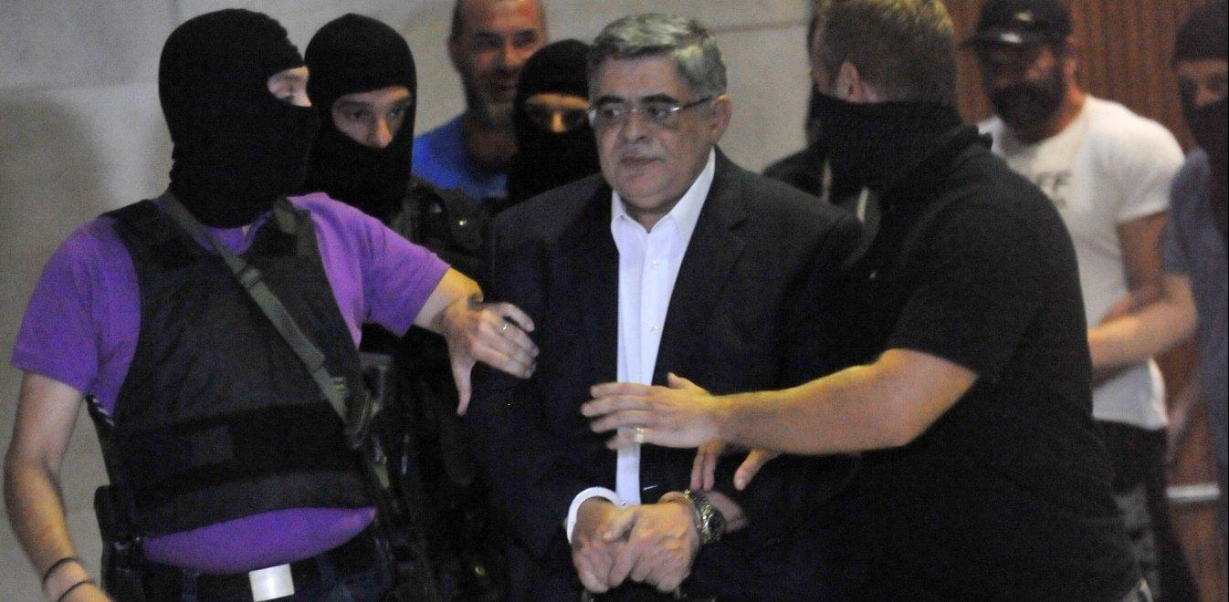 Τίτλοι τέλους - Στη φυλακή ο ναζί Μιχαλολιάκος και το φασιστικό του διευθυντήριο...