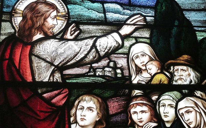Η αναρχικότητα ενός ακόμη αντισυστημικού λόγου του Χριστού