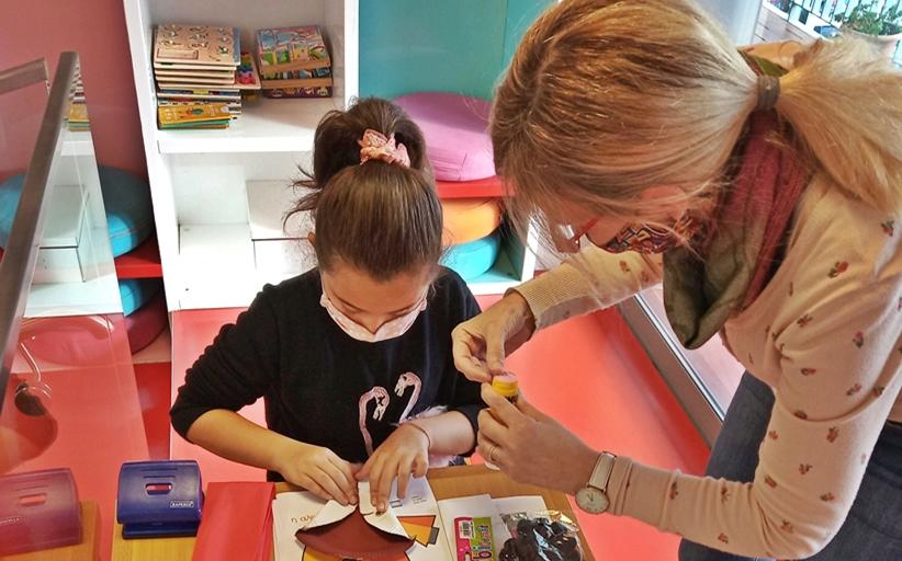 Ξεκίνησαν τα παιδικά εργαστήρια στη Βιβλιοθήκη Καλαμπάκας!