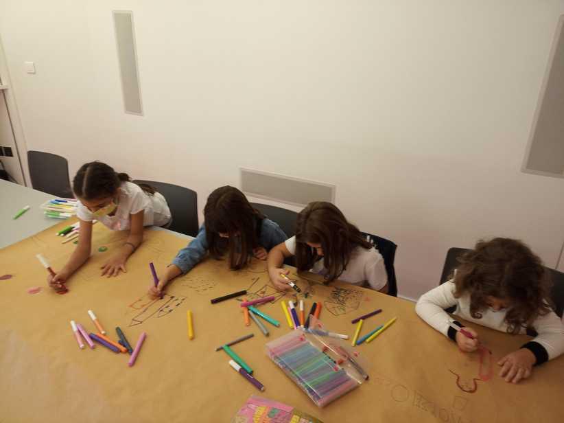 """Παιδικό εργαστήριο: """"Η πόλη που έδιωξε τον πόλεμο"""""""