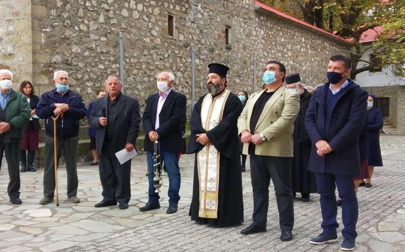 Με λαμπρότητα ο εορτασμός της εθνικής μας εορτής στο Κακοπλεύρι