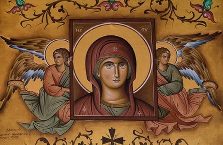 Καθημερινές ιερές Παρακλήσεις της Παναγίας - Αναβάλλονται η έναρξη των Κατηχητικών σχολείων και οι συναντήσεις των Κύκλων Αγίας Γραφής