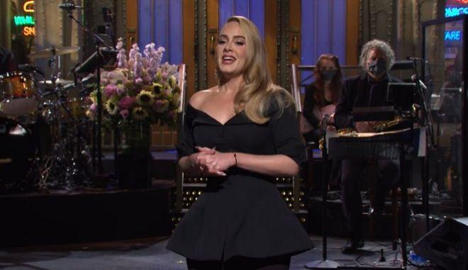 Adele: Η μεγάλη επιστροφή στο Saturday Night Live: