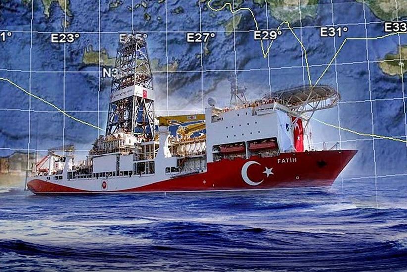 Εκθεση-κόλαφος της Κομισιόν για Τουρκία: Παράνομες οι ενέργειες έναντι Κύπρου και Ελλάδας
